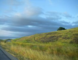 CA Hwy 152 by archambers