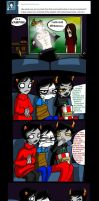 Ask John Egbert 10 by LeijonNepeta