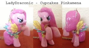 MLP : FIM Pinkamena Pinkie Pie Blind Bag Custom by LadyDraconic