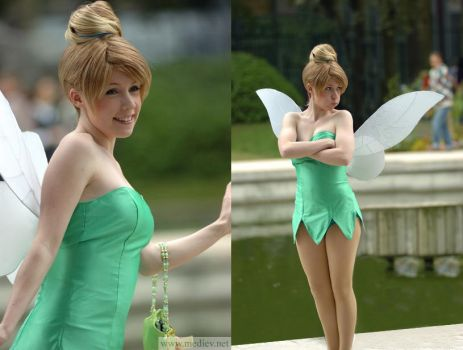 tinkerbell by clefchan