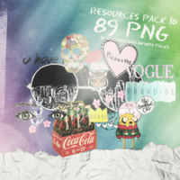 Resources Pack#6 by PS-ID