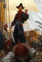 Pirates by torei