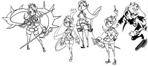 Filia sketches 02 by oh8