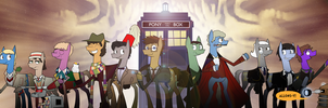 The Eleven Time Turners by CITRUSKING46