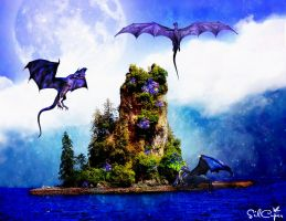 ISLA DRAGON by silcuper
