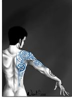 Tribal Tattoo - Law by noot