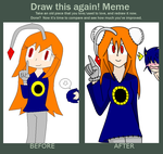 Draw this again-Oh you Doru (?) by silverxcristal