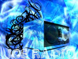 Ice Radio Wallpaper by Rachelrico