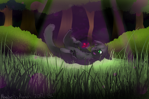 Hollyleaf~ Blissful Isolation by MorningDesiree