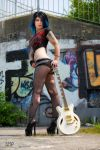 Guitar World Shoot by SMP by Miss-MischiefX