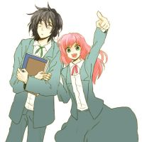 snape and lily by en-pitu