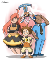 XY Team Rocket by ToonYoungster