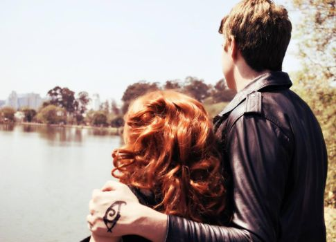 Clary and Jace by AllTheStoriesCosplay