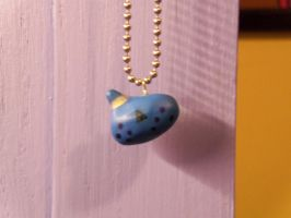 Ocarina of Tiem Charm by shmad380