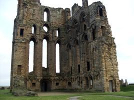 tynemouth priory by ltiana355