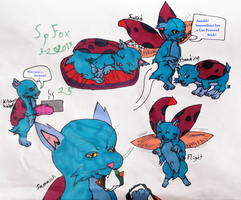 Catbug Dump by SpellboundFox