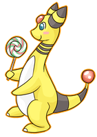 1 favourite pokemon by Amphany