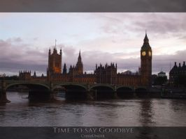 Time to say Goodbye by ChrisUnger