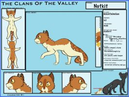 :: TcotV :: Nutkit Reference Sheet by TheClansOf-TheValley