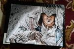 Connor - Assassin's Creed III by Robert-Sennin