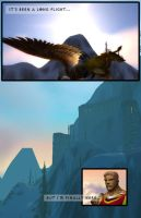World of Warcraft Comic Test by aaronprovost