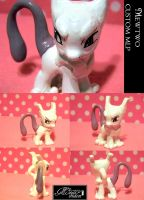 Custom MLP Mewtwo Pokemon by StrawberrySoulReaper
