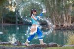 Korra cosplay by ZombieQueenAlly