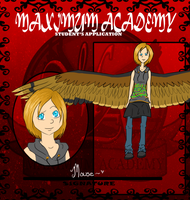 MA Application: Mouse by Free-Fall-Angel