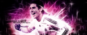 Sergio Ramos by Wexxer