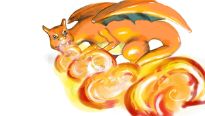 FIRE SPIN by Windwolf667