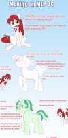 MLP OC creation tips by TheSassyJessy