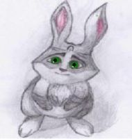 RotG little Bunnymund by xGhostFishX