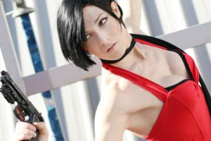 Ada Wong by VioletWitch666
