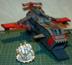 THUNDERHAWK GUNSHIP by DartRabbit