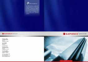 Sapience Brochure Option 4 by aliather