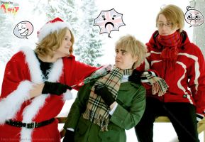 APH-cosplay: Does not approve by Kumagorochan