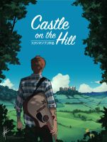 Castle on the Hill by JoPainter