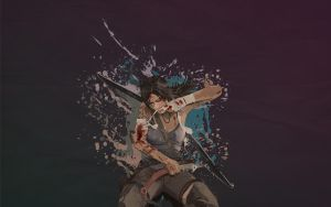 Tomb Raider Wallpaper by Mik4g