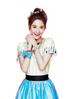 SNSD Yoona Kiss Me Baby-G Casio ~PNG~ by JaslynKpopPngs
