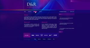 D and R concept by bratn
