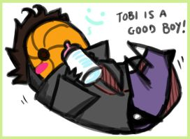 Fetus Tobi XD for lifes4love by aibunny