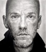 Michael Stipe of R.E.M by tobiasmia