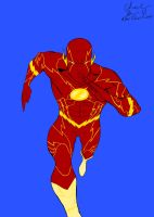 DCNow - Flash by Riddick99