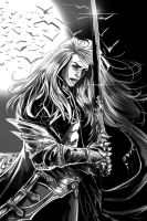 Alucard by RossoWinch
