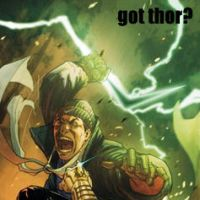got thor? CAPTAIN BOOMERANG by LOSTgnosis