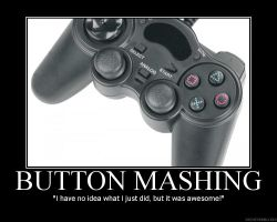 Button Mashing by Queen-and-Azriel