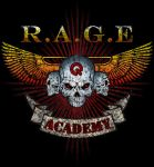 Rage Academy Logo by Cypher1368