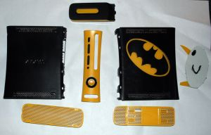 Batman Xbox Shell by goggles8p