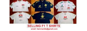 F1 t shirt selling by Galbatore