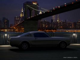 Ford shelby mustang 2 by topgae86turbo
